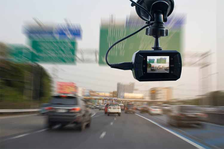 What are the benefits of a dash cam