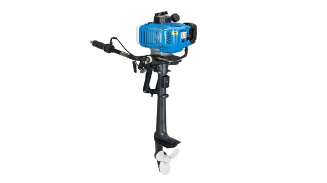 Where are you going for fishing in trolling motor