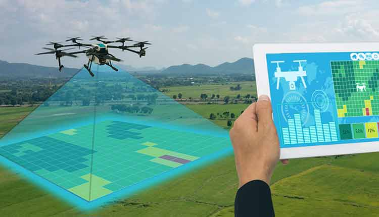 Choose drone mapping system