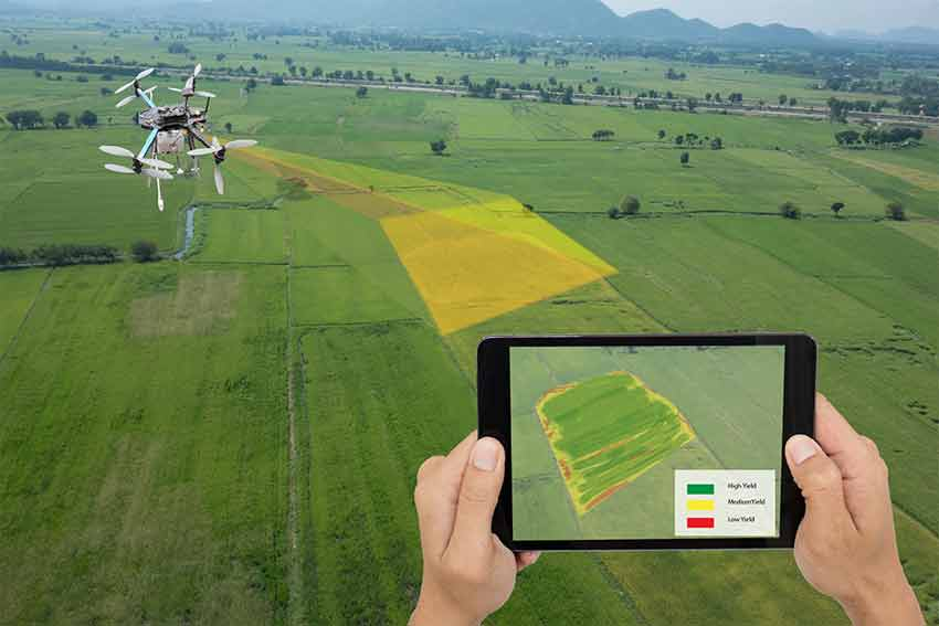 what is Drone mapping