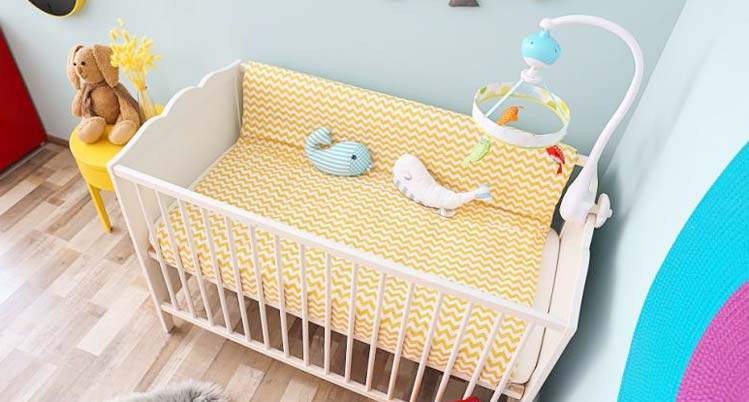 Can Newborns Sleep In A Crib