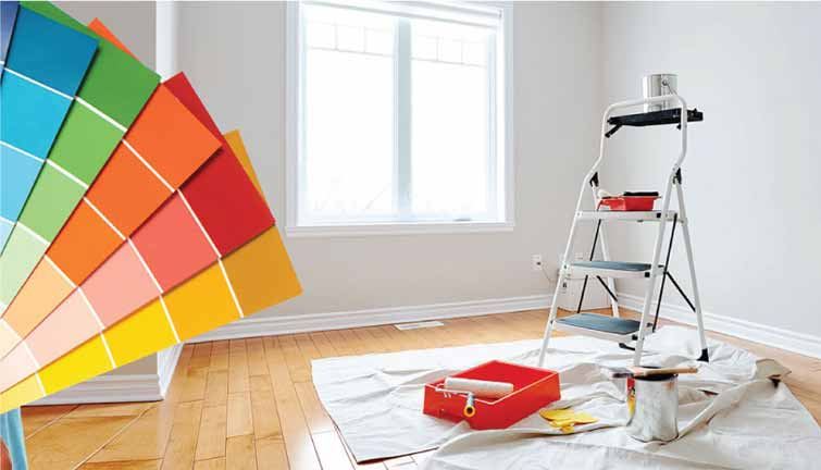 Is commercial painting more expensive than residential