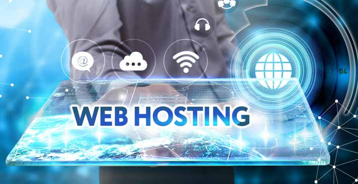 How Do You Know If You Set Up Web Hosting As Word Press Or Cloud