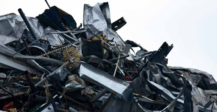 How to Sort the Scrap Metal