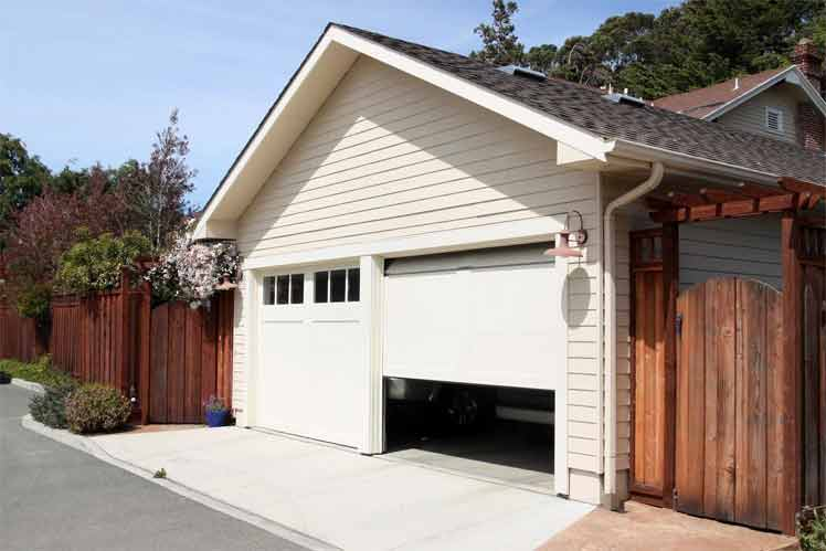 How to Build a Garage Door Panel