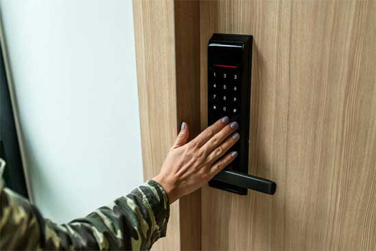 Ways to change the commercial door lock