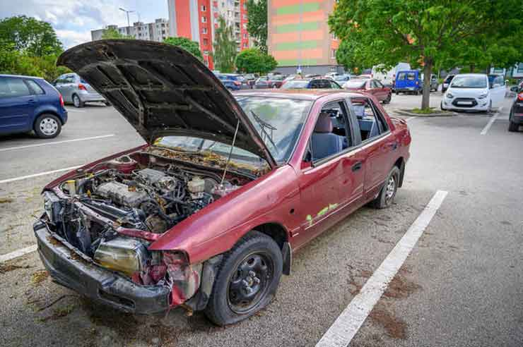 What are Junk Cars Selling for