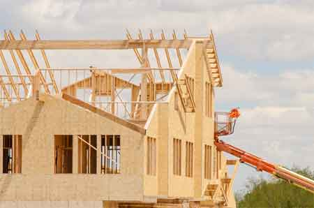 Simple steps to building a new house