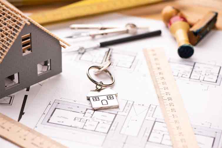 What are the Steps for Building a New House