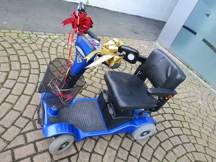 Amigo Mobility Scooters