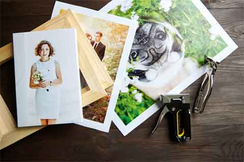 When you need a staple gun for picture framing