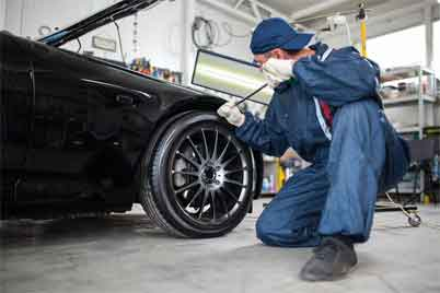 How to remove dents from your car without going to the mechanic
